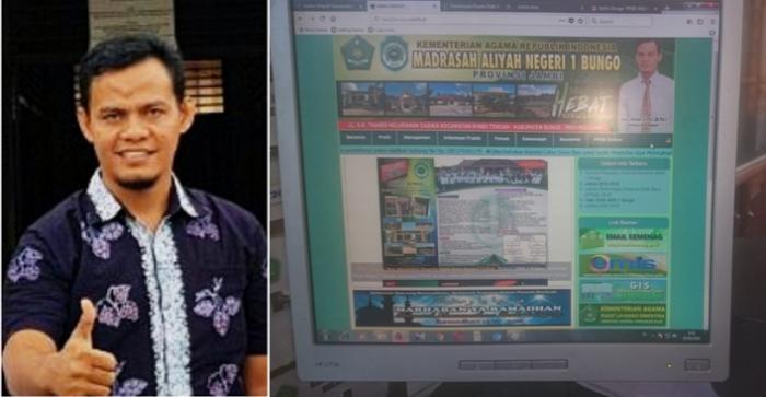 Penerimaan Peserta Didik Baru (PPDB) MAN 1 Bungo Di Buka Secara Online