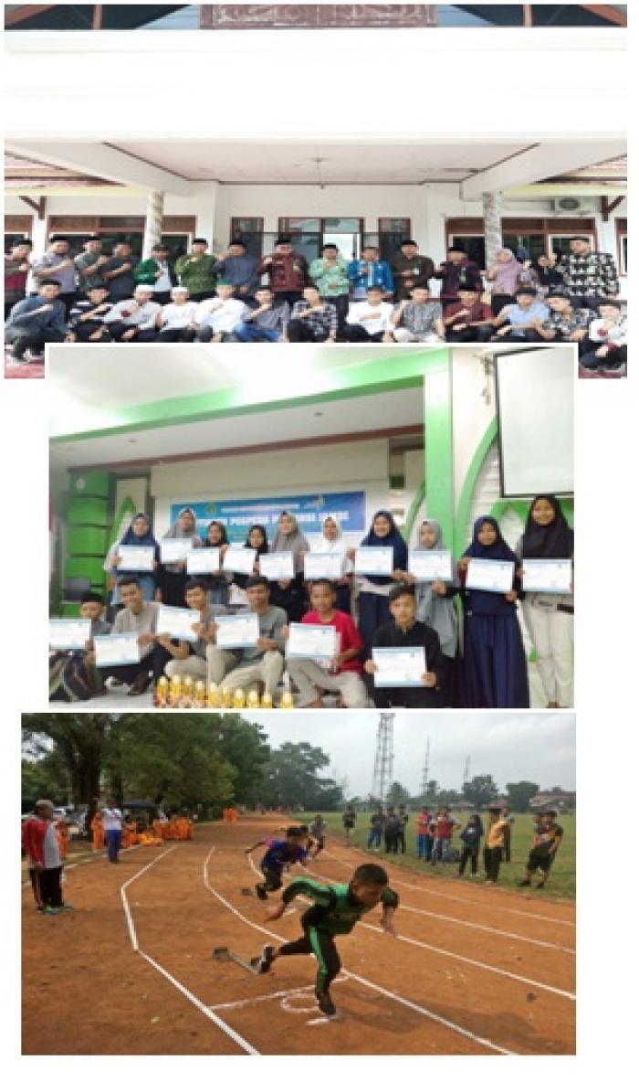 Pontren Kabupaten Bungo Akan Wakili provinsi Jambi di 12 cabang Pospenas Mendatang