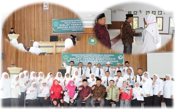 Penutupan DDWK Di Lingkungan Kantor Kementerian Agama Kabupa